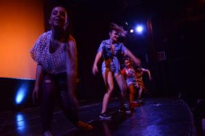 Danza Modern Hip Hop